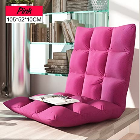 Amazon.com: Floor chair sofa lazy folding couch-beds lounge deck ...