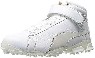 45c5f268df51a3 Puma Golf Men s Titantour Ignite HI-Top SE Golf-Shoes