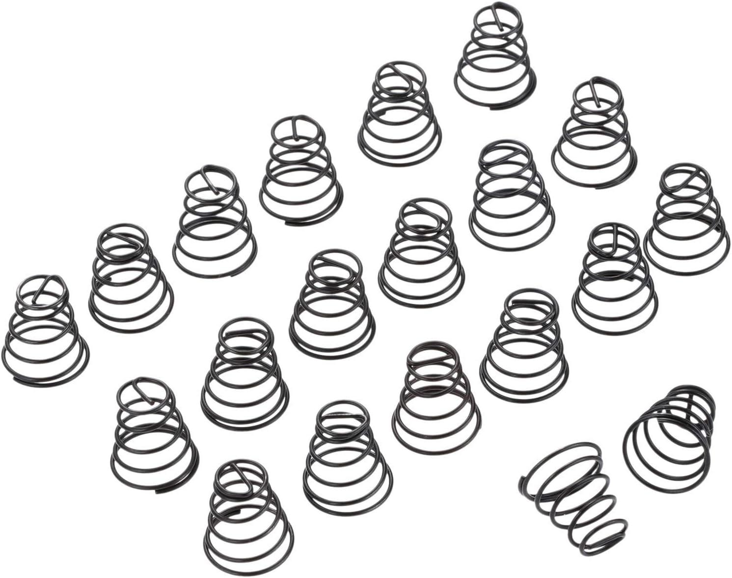 F-MINGNIAN-SPRING 20pcs Hierro Máquina de Coser Industrial Primavera Tensor de Hilo la tensión del Resorte del hogar Máquina de Coser tensión del Hilo (tamaño : 1.7cm 20pcs): Amazon.es: Hogar