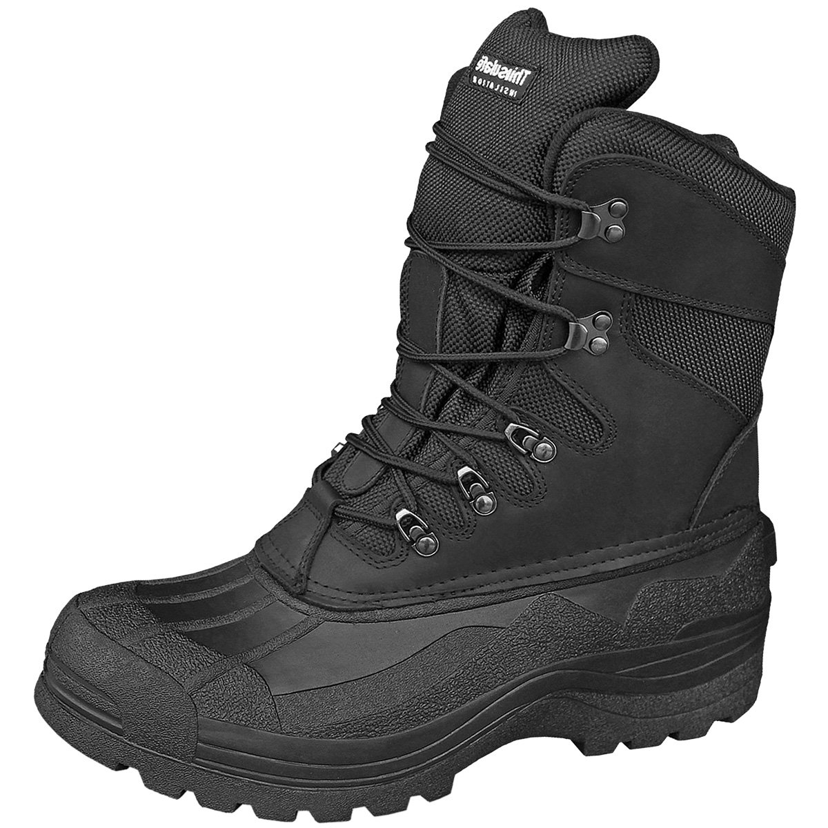 Mil-Tec Thermal Boots Black size 8