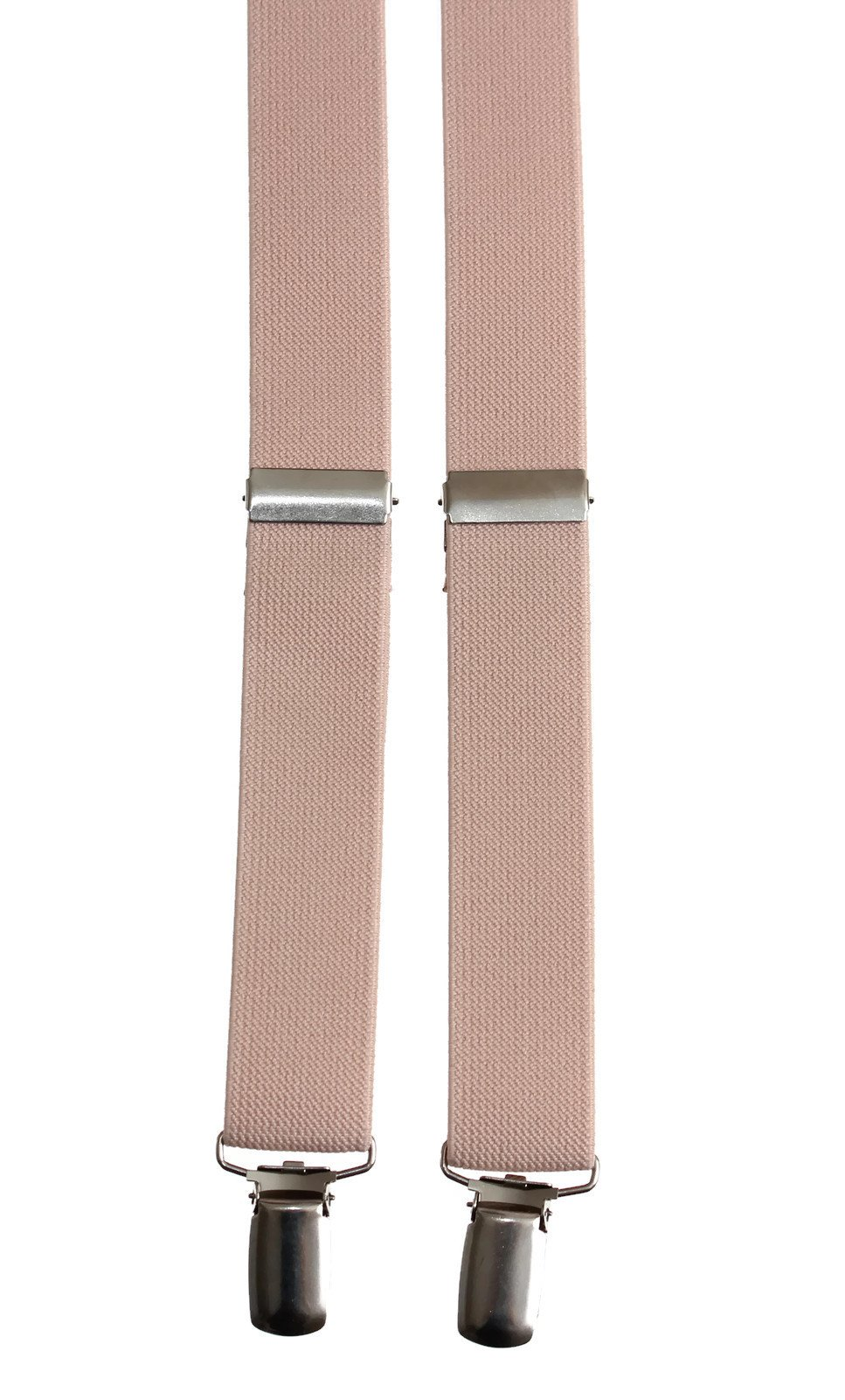 Kids Peach Adjustable Suspender and Bow Tie Set, Fits on Average Ages 4-7 by Tuxgear (Image #3)