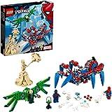 LEGO Super Heroes 76005 Marvel Spider-Man: Encuentro en el
