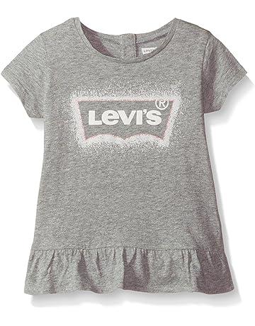 2fc9c0cd1 Levi's Baby Girls' Graphic T-Shirt