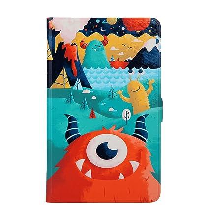Amazon.com: Slim PU Leather Case for Xiaomi Mi Pad MiPad 4 ...