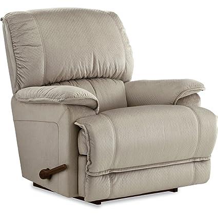 Wondrous La Z Boy Niagara Reclina Rocker Recliner Platinum Evergreenethics Interior Chair Design Evergreenethicsorg