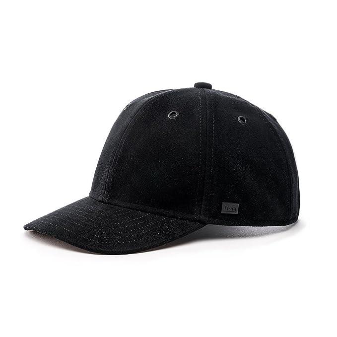3acc308e211 Melin Brand The Ace Baseball Cap (Black)  Amazon.ca  Clothing ...