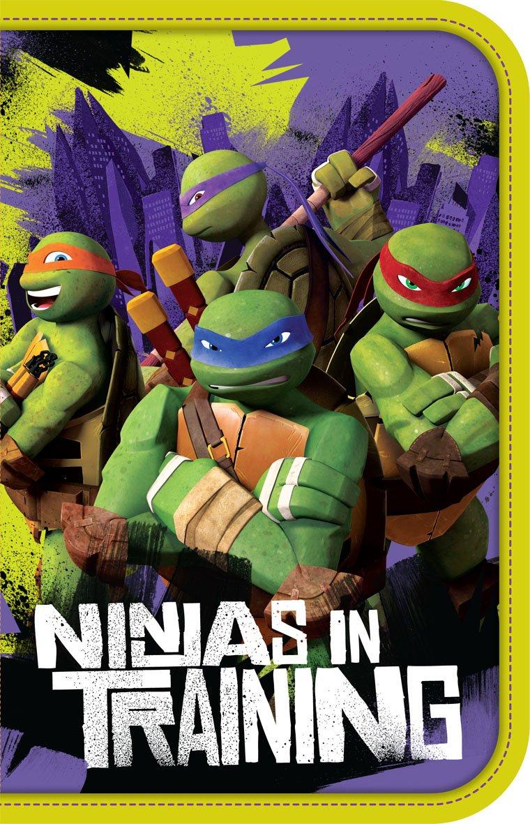 Anker - Estuche Escolar Tortugas Ninja (Tuff): Amazon.es ...
