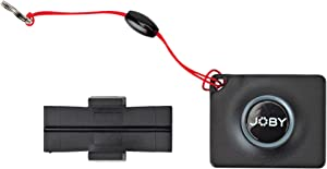 Joby JB01473 Impulse - Bluetooth Remote Camera Control for iPhone & Android Smartphones, Black