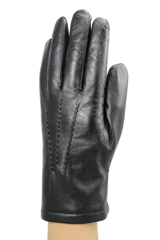 Gaspar leather driving gloves - Gaspar Men S Black Cashmere Lined Genuine Leather Gloves At Amazon Men S Clothing Store Cold Weather Gloves