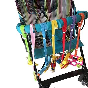 ZUMUii Butterme bebé Juguete Harness Strap Cup Plana Strap ...