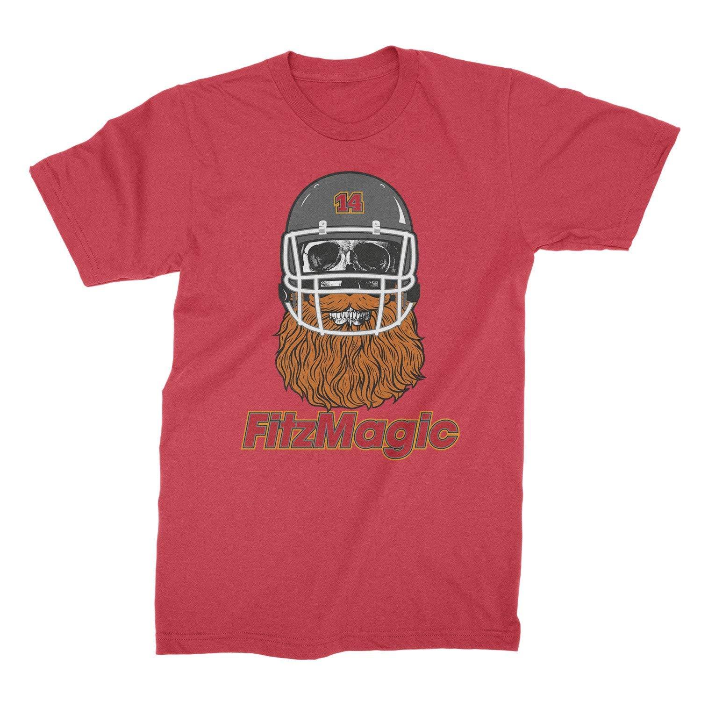 the latest 00e50 92efc Amazon.com: Fitzmagic Tshirt Ryan Fitzpatrick Shirt: Clothing