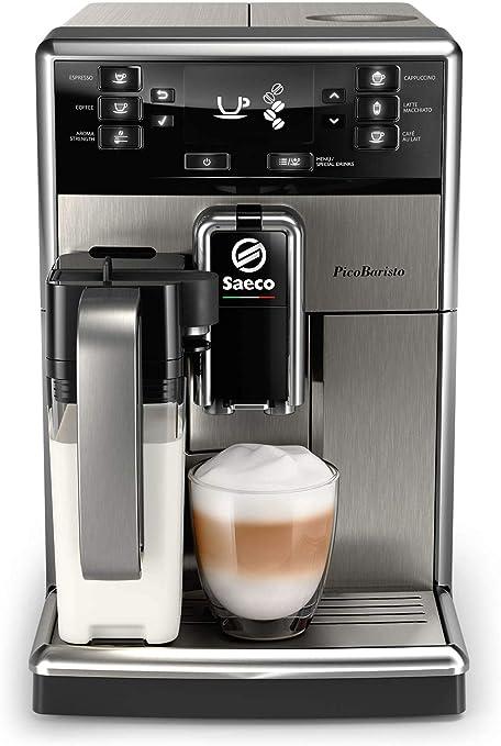 Amazon.com: Cafetera expreso súper automática Saeco con ...