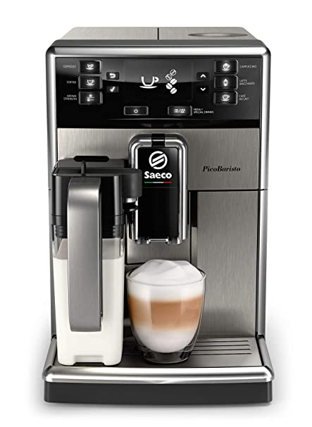 Amazon.com: Saeco super-automatic espresso coffee machine ...