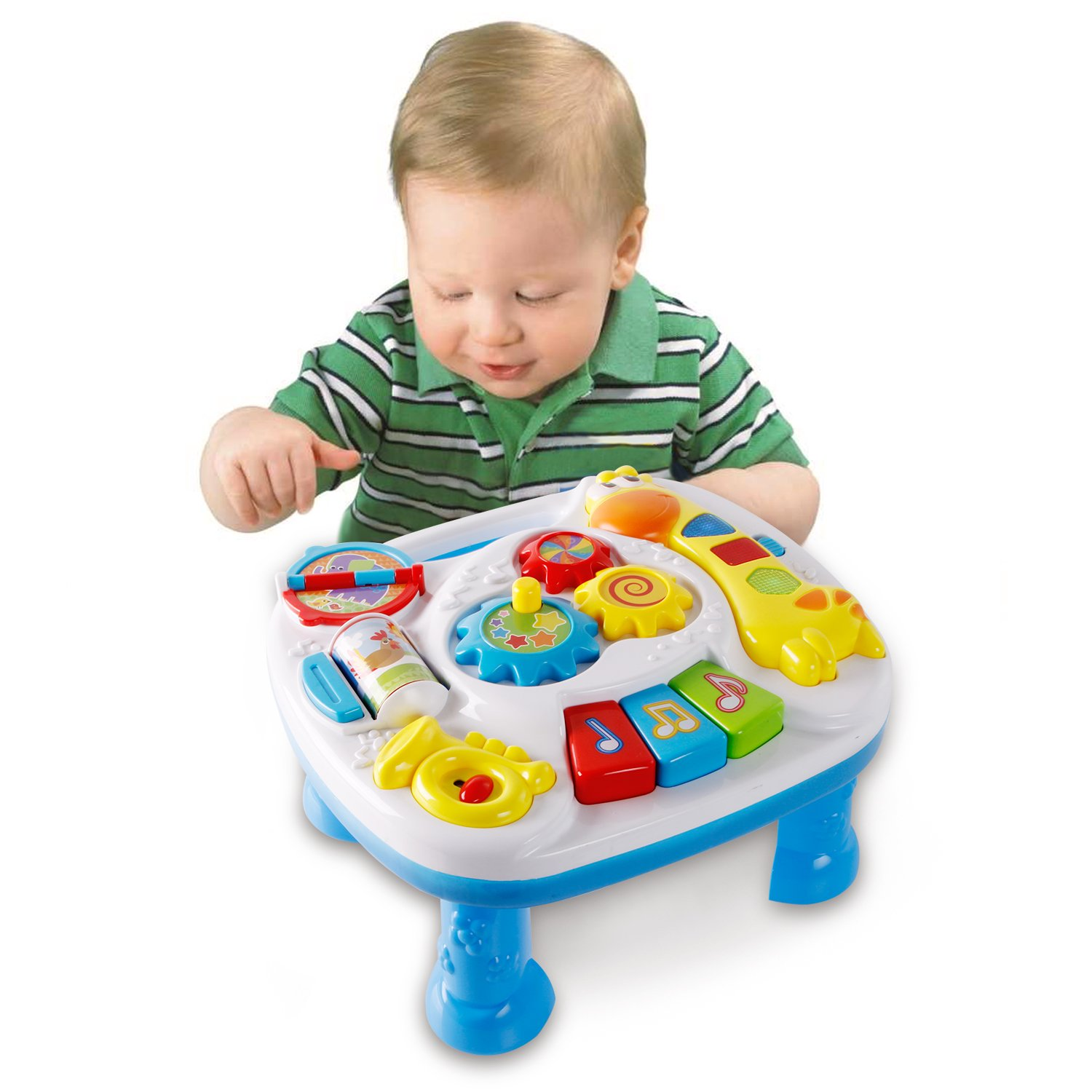 SGILE Baby Kids Musical Table Pre kindergarten Early Educational