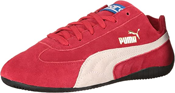 PUMA Mens Speed Cat Casual Sneakers,