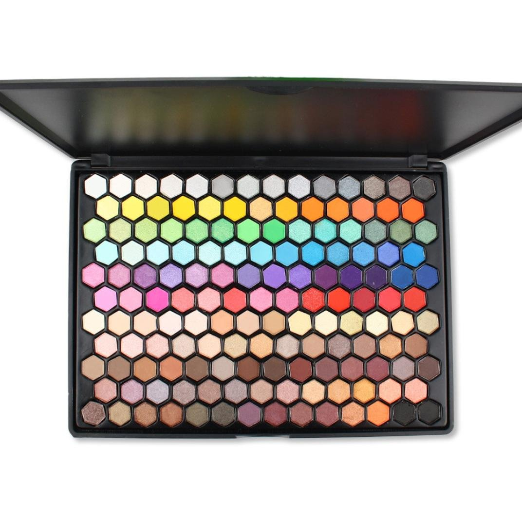 Eye Shadow Popular Brand Professional 149 Color Eyeshadow Palette Colorful Shimmer Matte Brand New Eyeshadow Pallete With Mirror Beauty Makeup Cosmetic Beauty Essentials