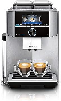 Cafetera Automática Acero Inox Siemens
