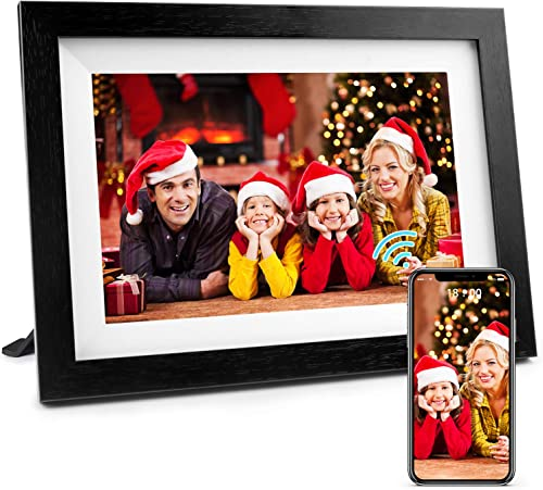 Henscoqi 10.1 inch WiFi Digital Photo Frame