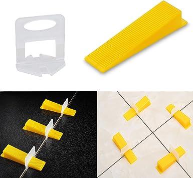 Building Clips Flat Wedge Flooring Tool Tile Leveling System Leveler Spacers