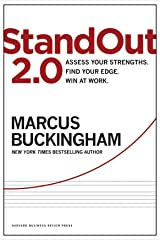 StandOut 2.0: Assess Your Strengths, Find Your Edge, Win at Work Hardcover