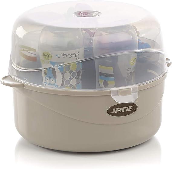Jané 070144C01 Esterilizador de microondas, con Cesta para Tetinas ...