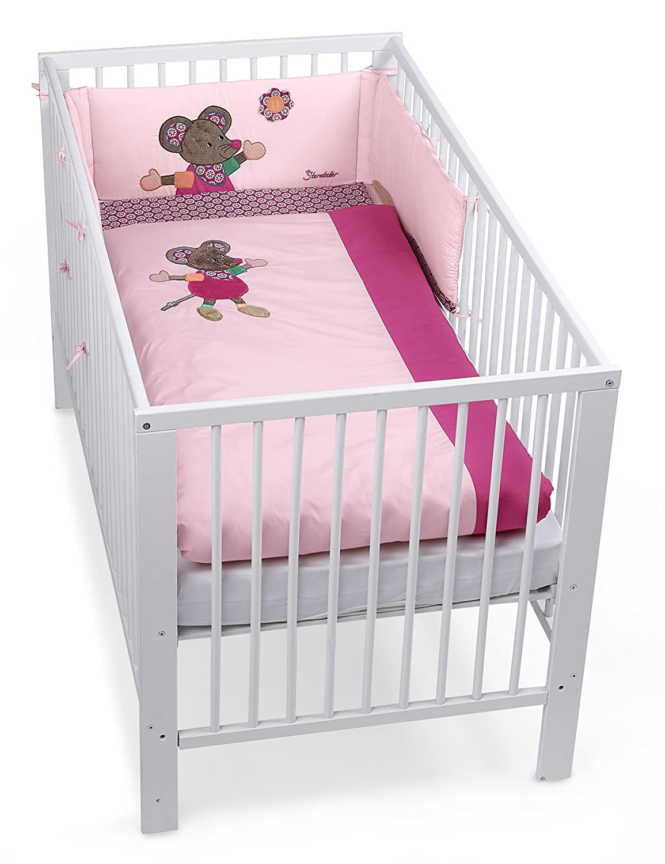 Sterntaler 9241501 Bett-Set Mabel