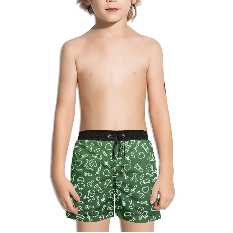 Trum Namii Boys Quick Dry Swim Trunks Funny Chemical Engineer Sarcasm Chemist Shorts