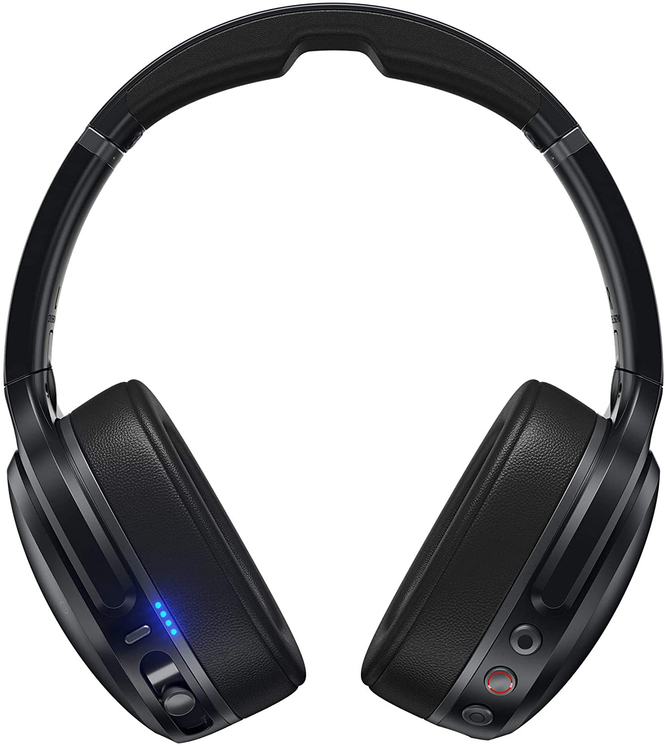 Skullcandy Crusher ANC Bluetooth Wireless Over Ear Headphones, Noise Cancellation, Adjustable Bass, and Personalised Sound, Up to 24 Hours Battery
