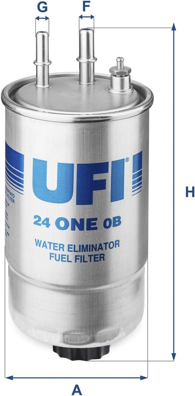 Ufi Filters 24.ONE.0B Dieselfilter