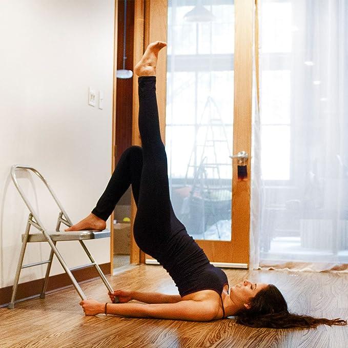 Amazon.com: Backless Yoga silla: Sports & Outdoors