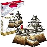 3D立体パズル 姫路城