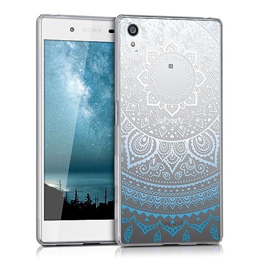 4 opinioni per kwmobile Cover per Sony Xperia Z5- Custodia in silicone TPU- Back case