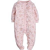ZOEREA Pijamas para bebé Mamelucos Niña Niño Mono de Algodón Ideales para Dormir y Jugar Una Pieza 3~12 Meses