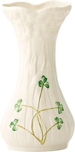 Belleek 0517 Daisy Spill Vase