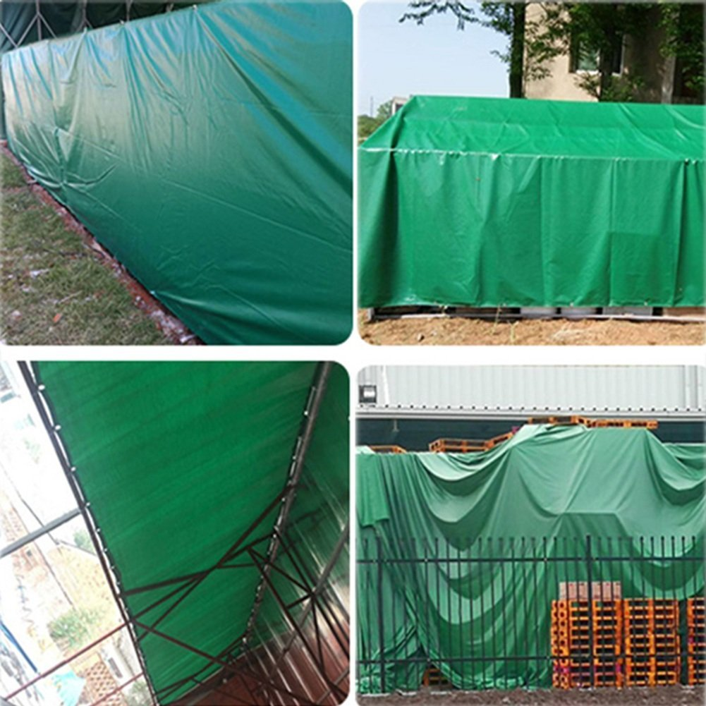 YHUJH Zelt im im im Freien Plane Zelt im Freien stark regensicher Sonnenschutz LKW Schuppen Tuch Korrosionsschutz Anti-Oxidation verschleißfest, grün (Farbe   Grün, Größe   2x1.5m) B07PDDXPHW Zeltplanen Verrückter Preis efcea0