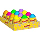 Skittles Original Candy Filled Easter Eggs (Pack of 12) (egg color may vary)