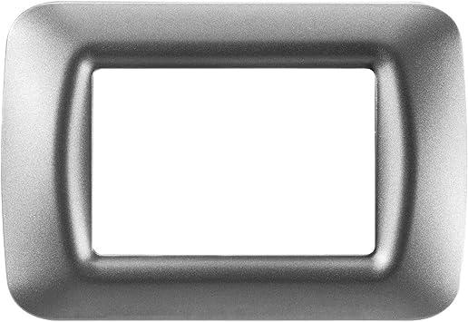 Gewiss GW22603 caja de tomacorriente - Marco para interruptor: Amazon.es: Bricolaje y herramientas