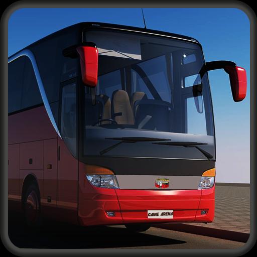 Coach Driver Hill Bus Simulator 3D ()