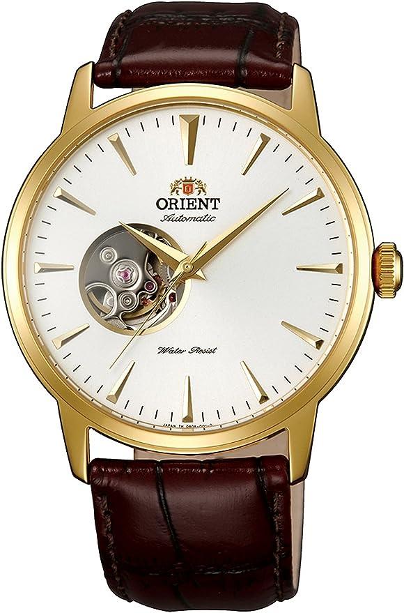 [オリエント]ORIENT 腕時計 スタンダード 機械式 ワールドステージコレクション セミスケルトン WV0511DB