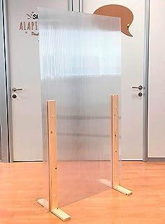 Mampara Proteccion Colgante. Irrompible. Medidas 500x500 mm ...