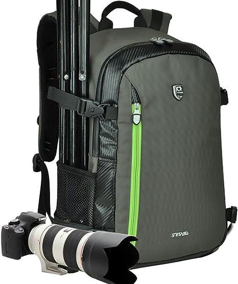 Frbelle® Mochila Profesional para Cámara Reflex DSLR SLR Backpack ...