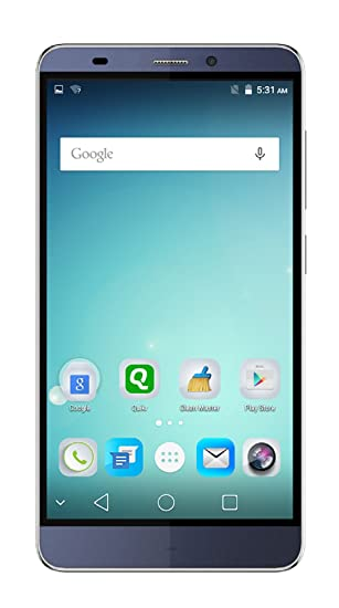Micromax Canvas Mega 4G Q417 (Blue)
