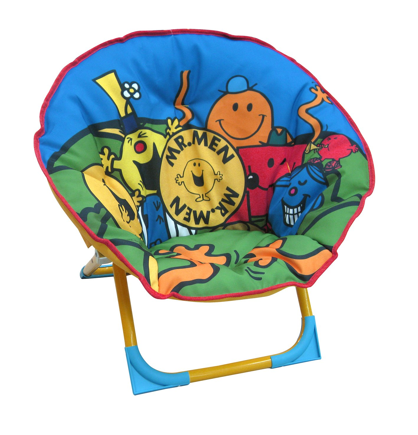 Paw Patrol Childrens Folding Moon Chair Kids Round Seat Amazon