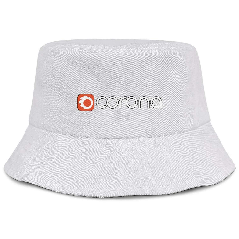 Unisex Bucket Hats Sun Caps jdadaw Corona-Beer-Logo