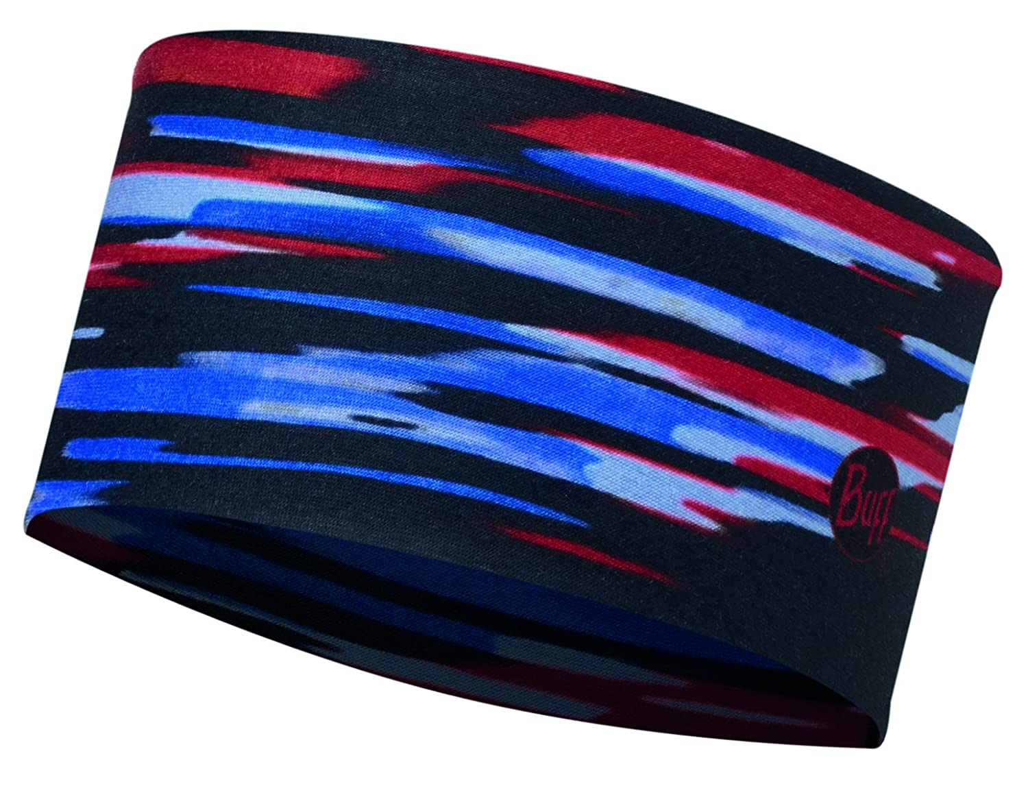 Buff Headband Coolmax (Kurzes Diadema), poliéster, talla única Color Multicolor Adulto Original Buff S.A