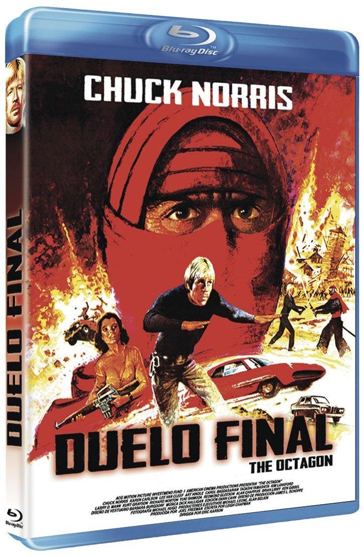 Duelo Final [Blu-ray]: Amazon.es: Chuck Norris, Karen ...