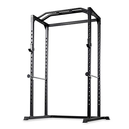 Rep PR-1100 Power Rack – 1,000 lbs Rated Lifting Cage for Weight Training