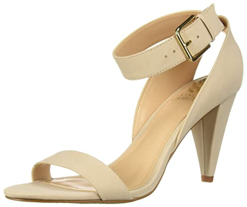 69a7c269d7e Image Unavailable. Image not available for. Colour  Vince Camuto Women s  Caitriona Heeled Sandal ...