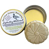 All Natural Super Dry Deodorant Diatomaceous earth, Milk of Magnesia, Pick Up and Glide
