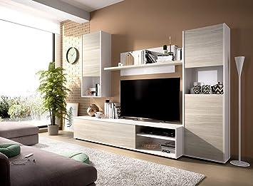 LIQUIDATODO ® - Salón modular 220 cm moderno y barato en ...